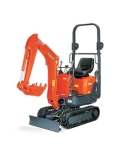 Rental store for EXCAVATOR, MINI  1T  2500LBS in Vancouver / Surrey BC