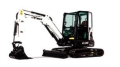 Rental store for EXCAVATOR, MINI  3T  6000LBS in Vancouver / Surrey BC